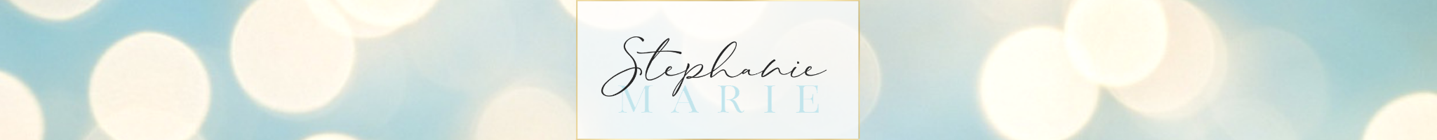 Stephanie Marie Blogs